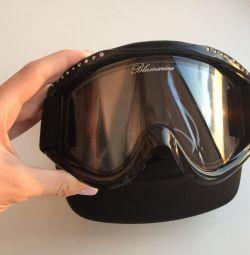 Ochelari noi pentru snowboard / schi Blumarine