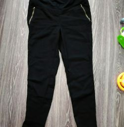 Trousers for pregnant women 46-48