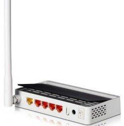 Yeni W-Fi yönlendirici Totolink N150RT