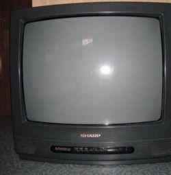Телевізор Sharp 37 см