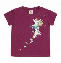 T-shirt Origami beet, new