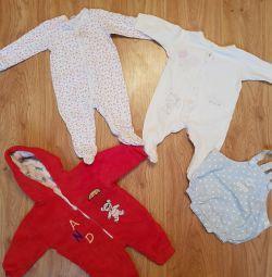Пакет одежды 56-62