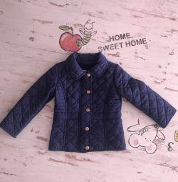Куртка для дівчинки осінь / весна