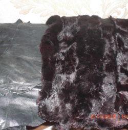 Лоскут(кожа и мех)