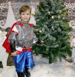 """Costumul de Anul Nou """"erou"""""""