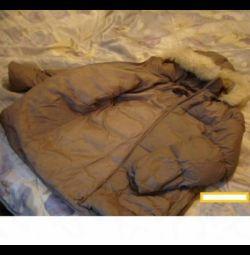 Куртка-пуховик ф. Reflex.Р-РМ. унісекс