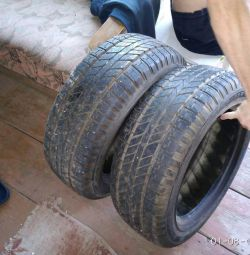 Michelin 4x4 Synchrone tires