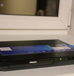 PHILIPS BLUREY PHILIPS BLU-REY WIFI DVD BDP2285
