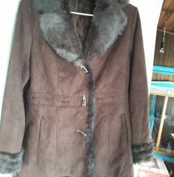 sheepskin coat new