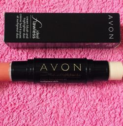 Avon Twin Cream Blush Perfect Shade