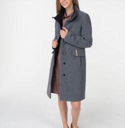 Жіноче пальто демісезонне нове
