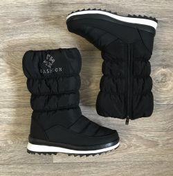 Kışlık botlar yeni p36