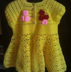 Νέο χειροποίητο φόρεμα