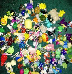 Kinder toys - surprise