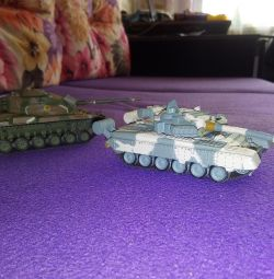 Модели танка