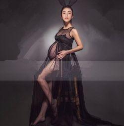 Φόρεμα για τη φωτογράφηση