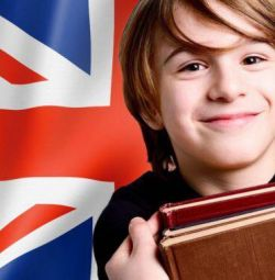 English for children from 7 years