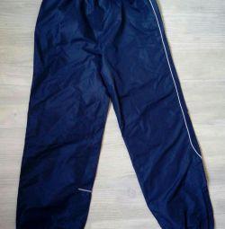 Pants raincoats 146/152