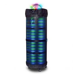 iDance Cyclone 6000 Portable Speaker BT/USB/FM 2 X