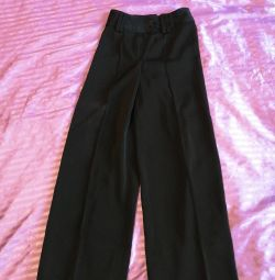 Trousers for sports ballroom dancing