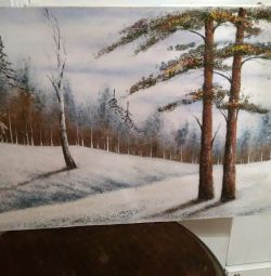 Painting Northern Forest