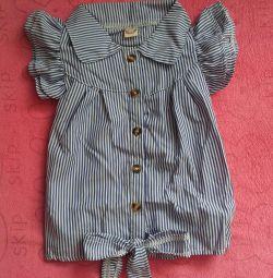 Рубашка на модняшку