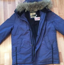Down jacket 52-54 p