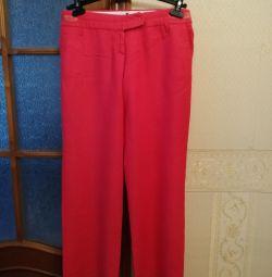 Pantaloni de in