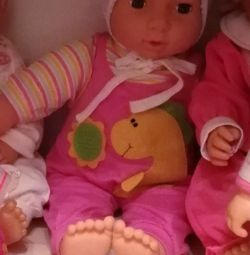 Куклы бэби