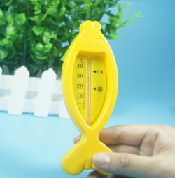 Thermometer for bath