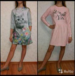 Новые платья 146-152