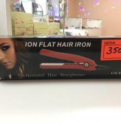 Міні-праску для волосся