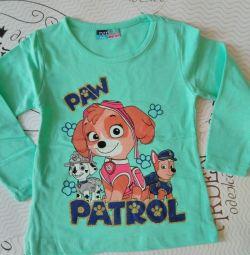 Bluză tricou