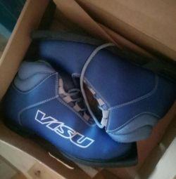 Лижні черевики 40 розмір