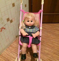 Коляска для ляльки.