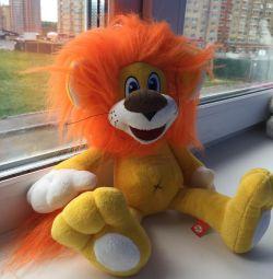 Toy Lion Cub