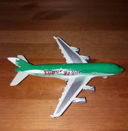 Μεταλλικά αεροσκάφη