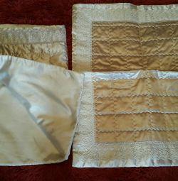 Pillowcases noi (2pcs) elegante