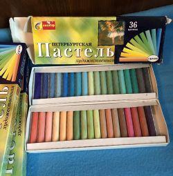 Pastel nouă artă uscată de 36 de culori