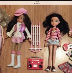Moxie Dolls, Satchel, Hello Kitty