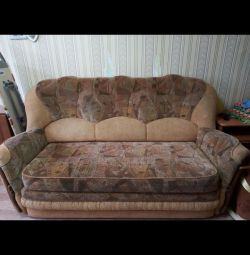 Sofa and 2 armchairs (urgent)