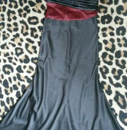 Evening outfit new, 46 size.