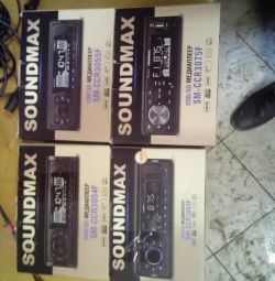 Mașină SOUNDMAX USB / SD