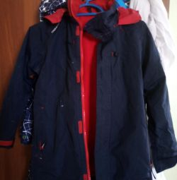 Куртка классная демисез 147р