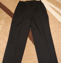 Классические брюки. 120 см