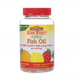 Nature Made Kids Fish Oil, Kids Fish Oil