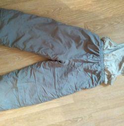 Semi-overalls