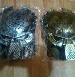 New predator mask