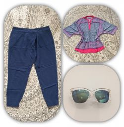 Stylish breeches and other clothes
