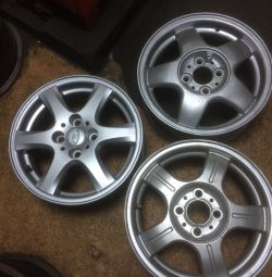 Alloy wheels one by one for 14